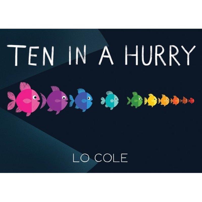 TEN IN A HURRY