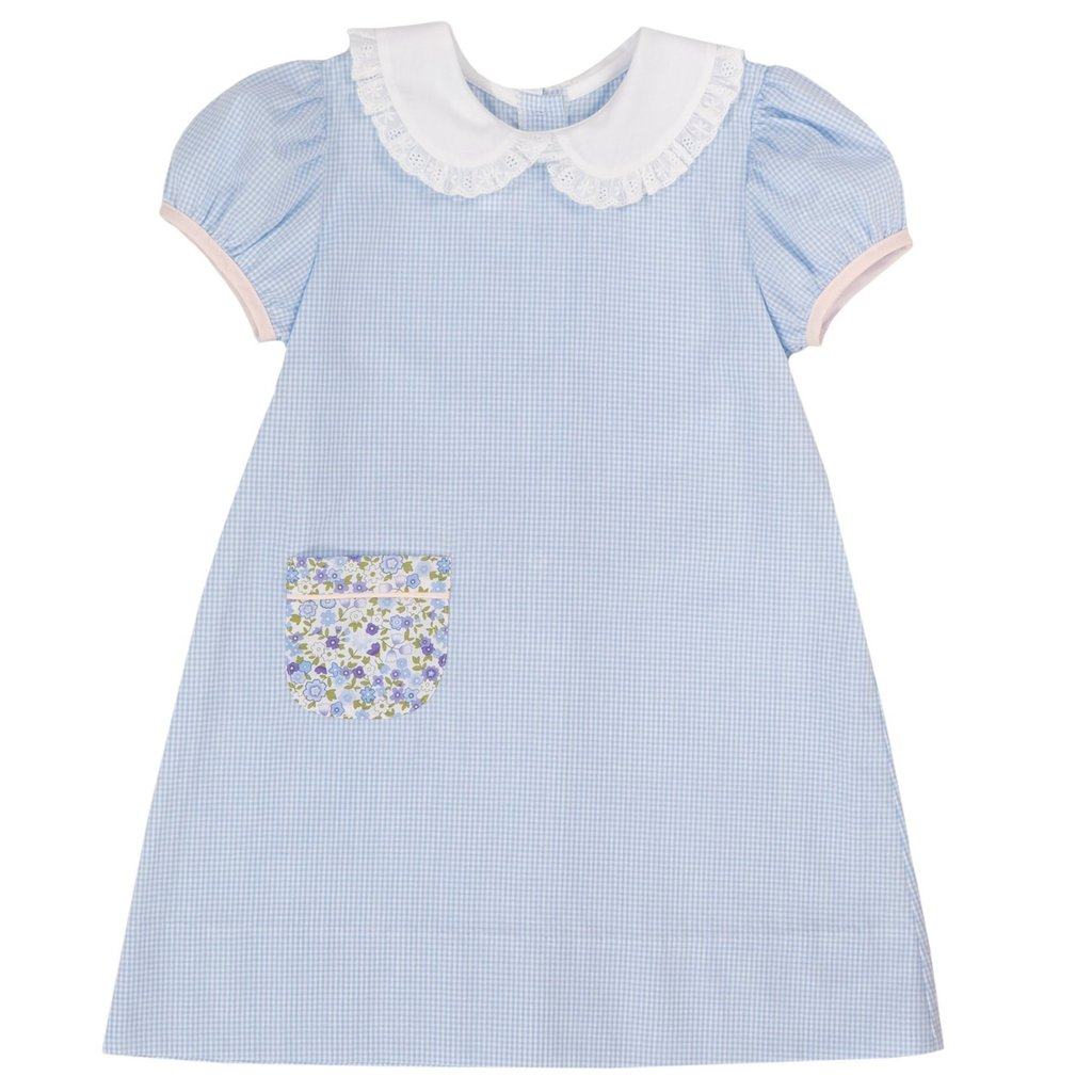 LULLABY SET 1956 POCKET DRESS - BLOOMS AND BLESSINGS