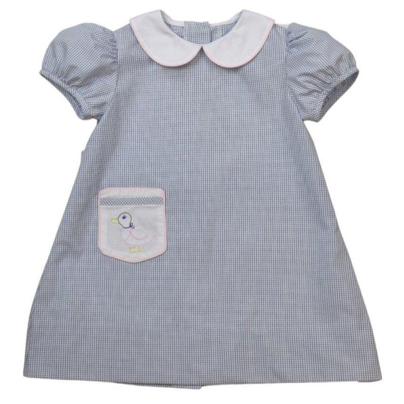 LULLABY SET 1956 POCKET DRESS - DUCK DUCK GOOSE