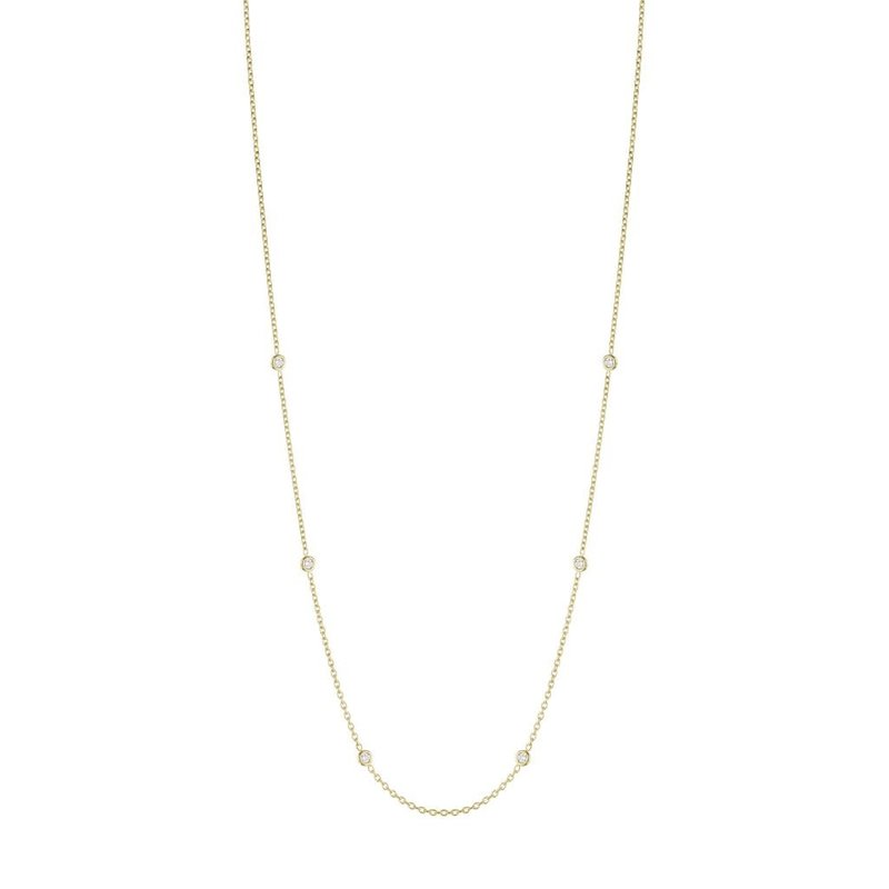 "Penny Preville 18"" Eyeglass Chain Yellow Gold"