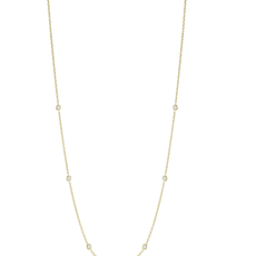 """Penny Preville 18"""" Eyeglass Chain Yellow Gold"""