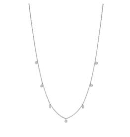 Penny Preville 18K Gold Hanging Diamond Necklace