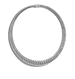 John Hardy Classic Chain 13MM Graduated Necklace