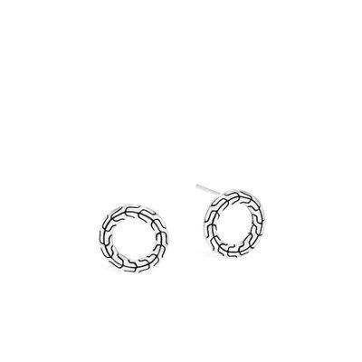 John Hardy Classic Chain Stud Earring