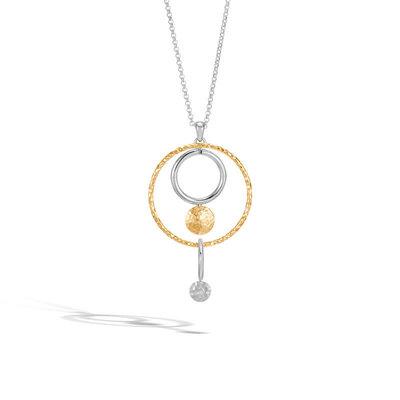 John Hardy Dot Pendant Necklace