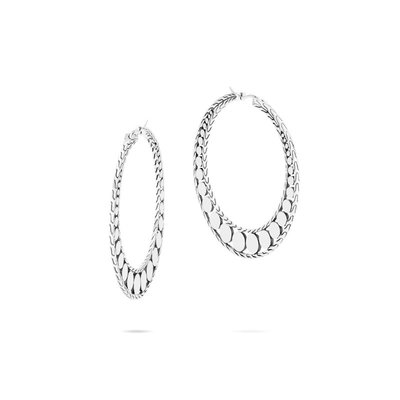John Hardy Dot Small Hoop Earring