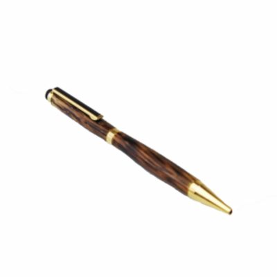 Barrel-Art 24 K Gold Stylus Pen