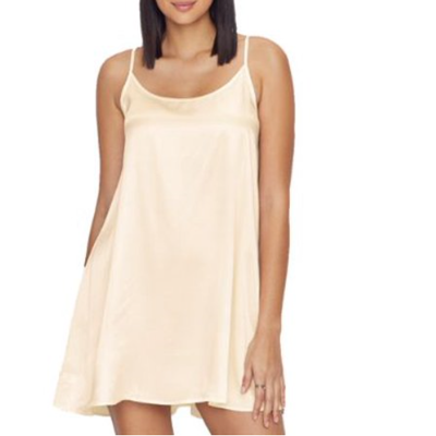 PJ Harlow Allie Spaghetti Strap Short Nightgown