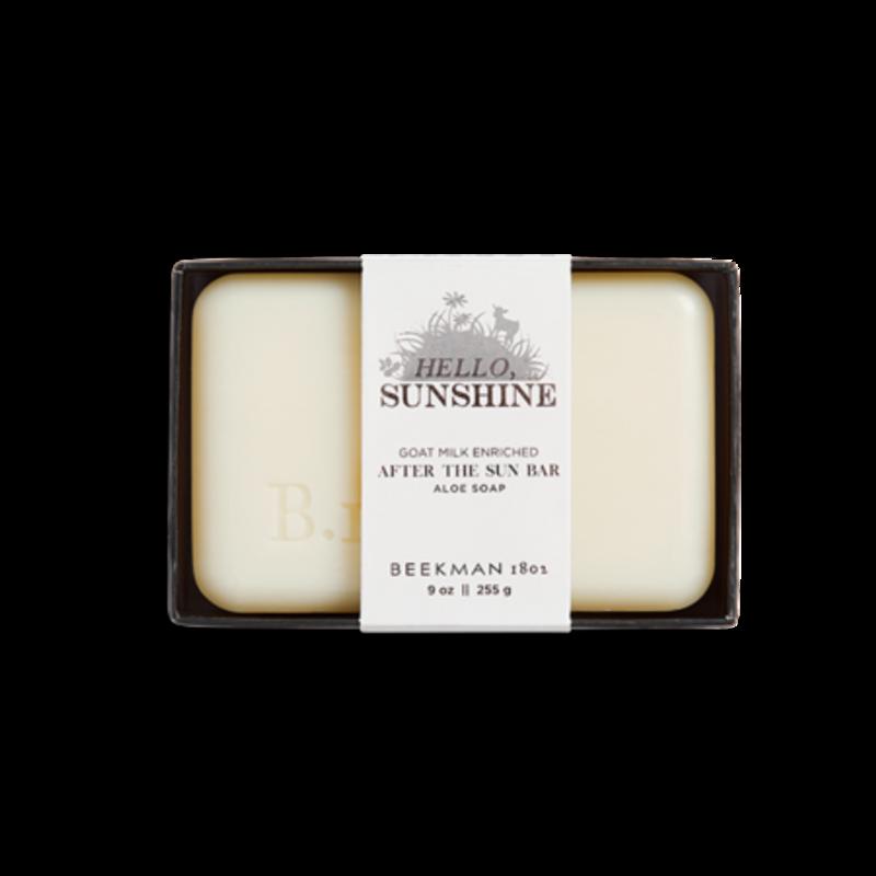 Beekman Goat Milk Bar Soap