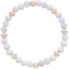 enewton designs llc 6mm Sincerity Bracelet Agate