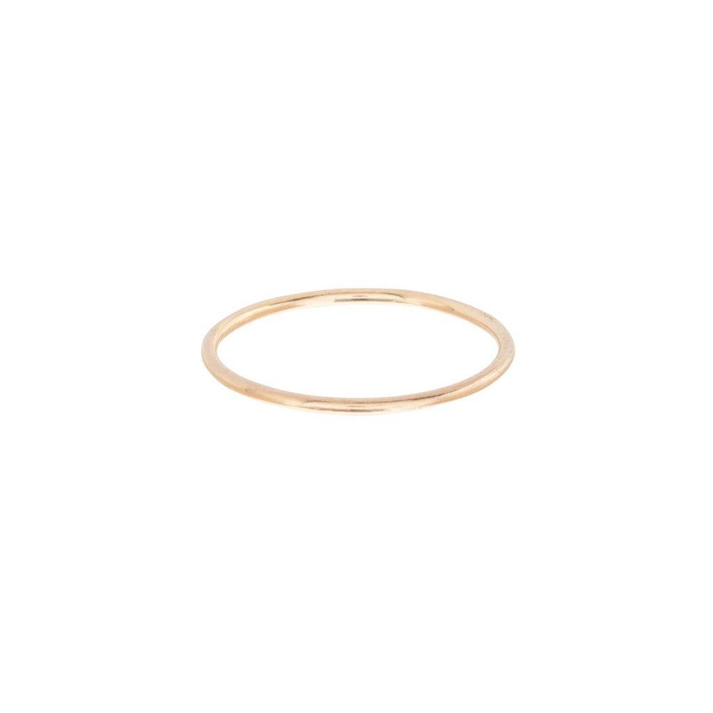 enewton designs llc Classic Gold Thin Band Ring S8