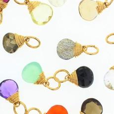 Lotus Jewelry Studio Loose Briolette Stone Add On