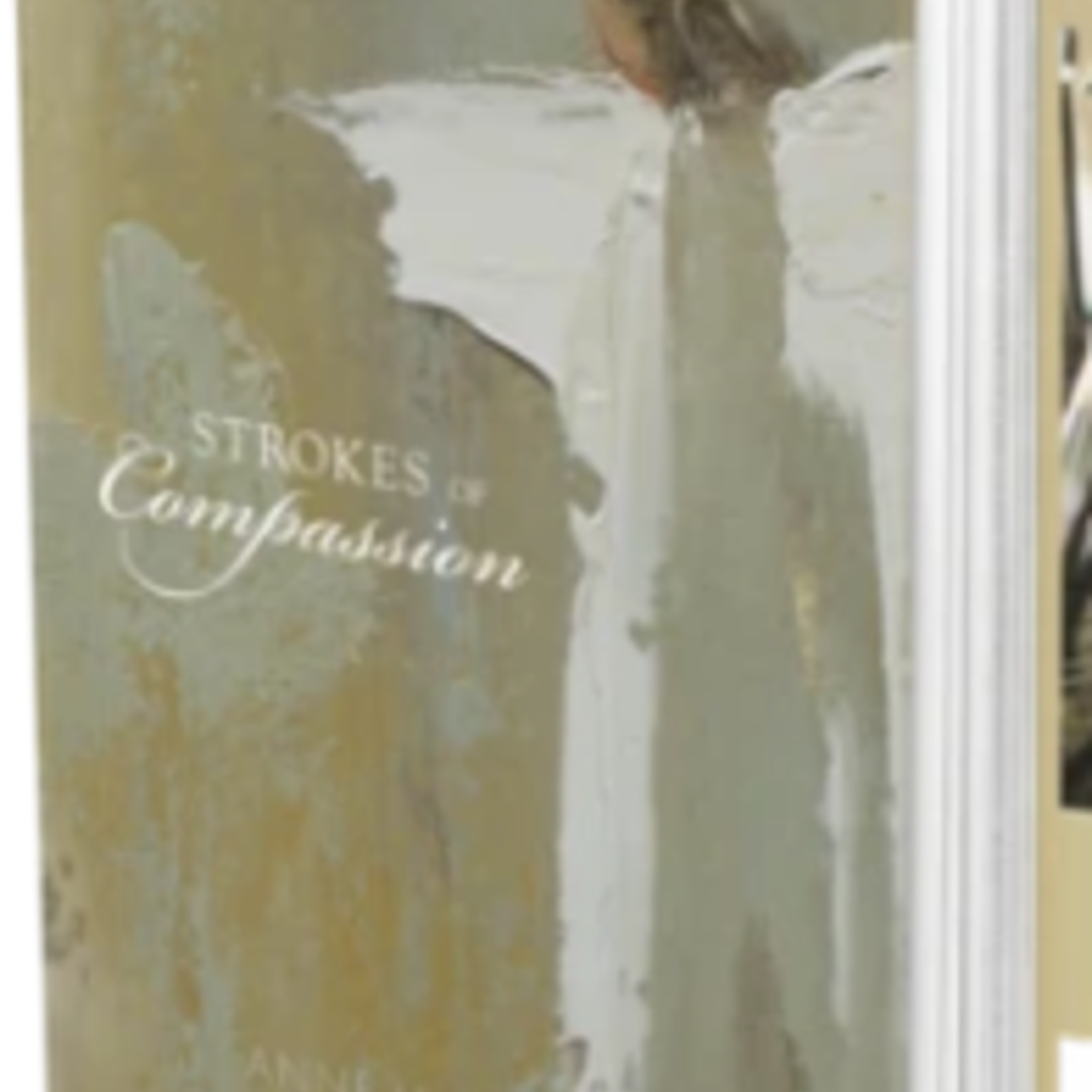 Anne Neilson Home Strokes Of Compassion Book