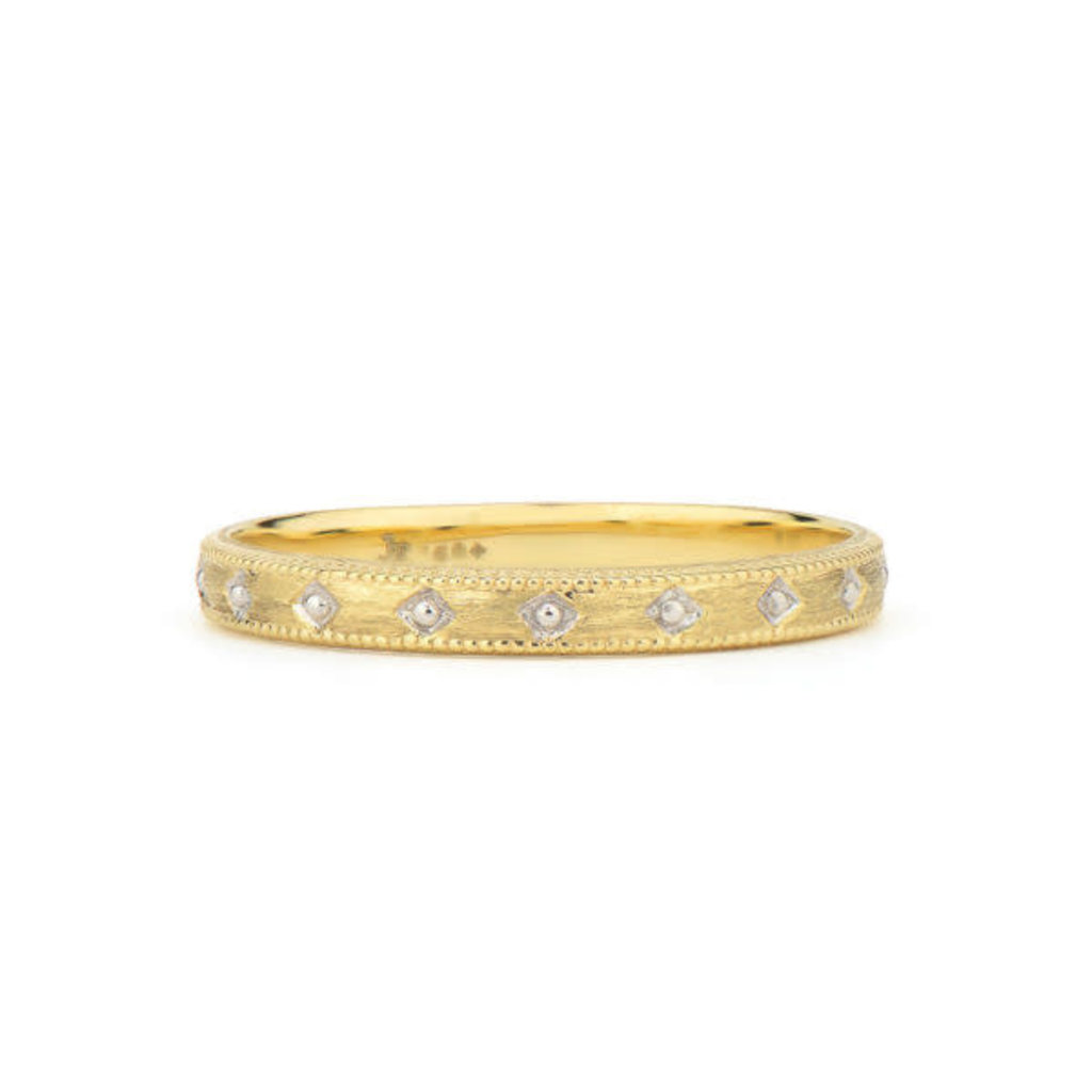 Jude Frances Lisse Delicate Beaded Band