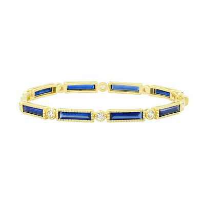 Freida Rothman Color Theory Baguette Bangle