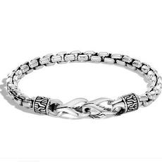 John Hardy Asli Classic Chain Link 6MM Bracelet