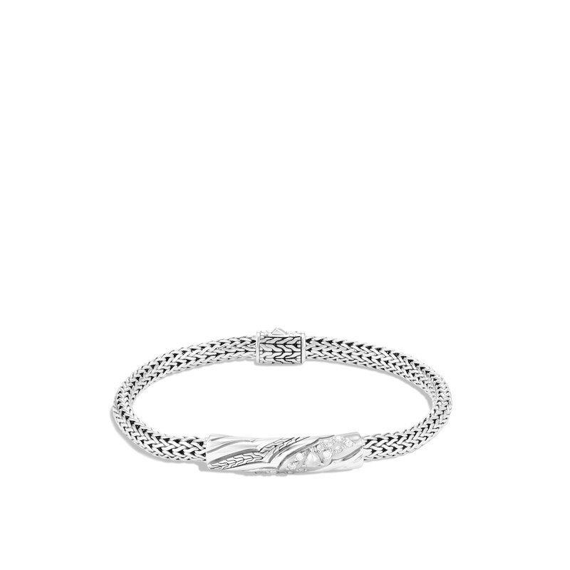 John Hardy Lahar Station Diamond Bracelet