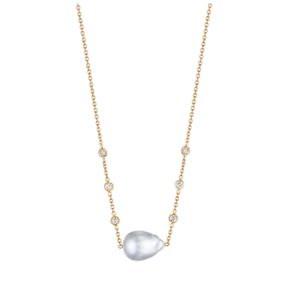 Penny Preville South Sea Pearl Necklace