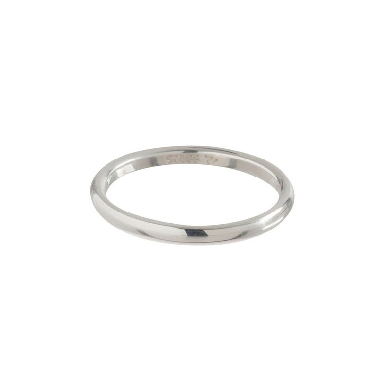 enewton designs llc S6 Classic Band Ring in Sterling Silver