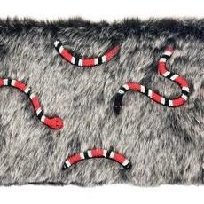 Allie Beads Snake Clutch