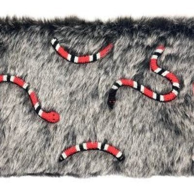 Allie Beads Snake Clutch