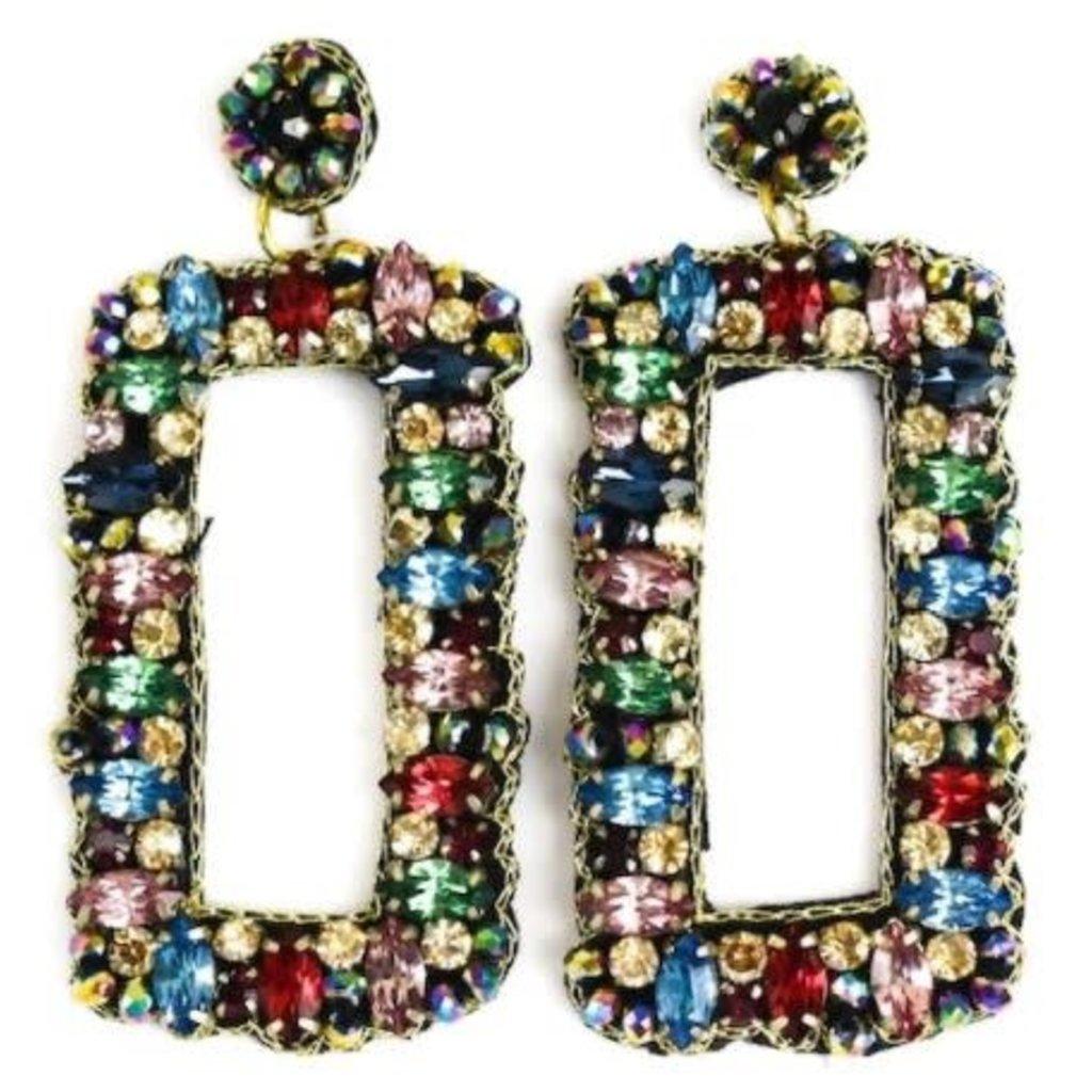 Allie Beads Celeste Earrings