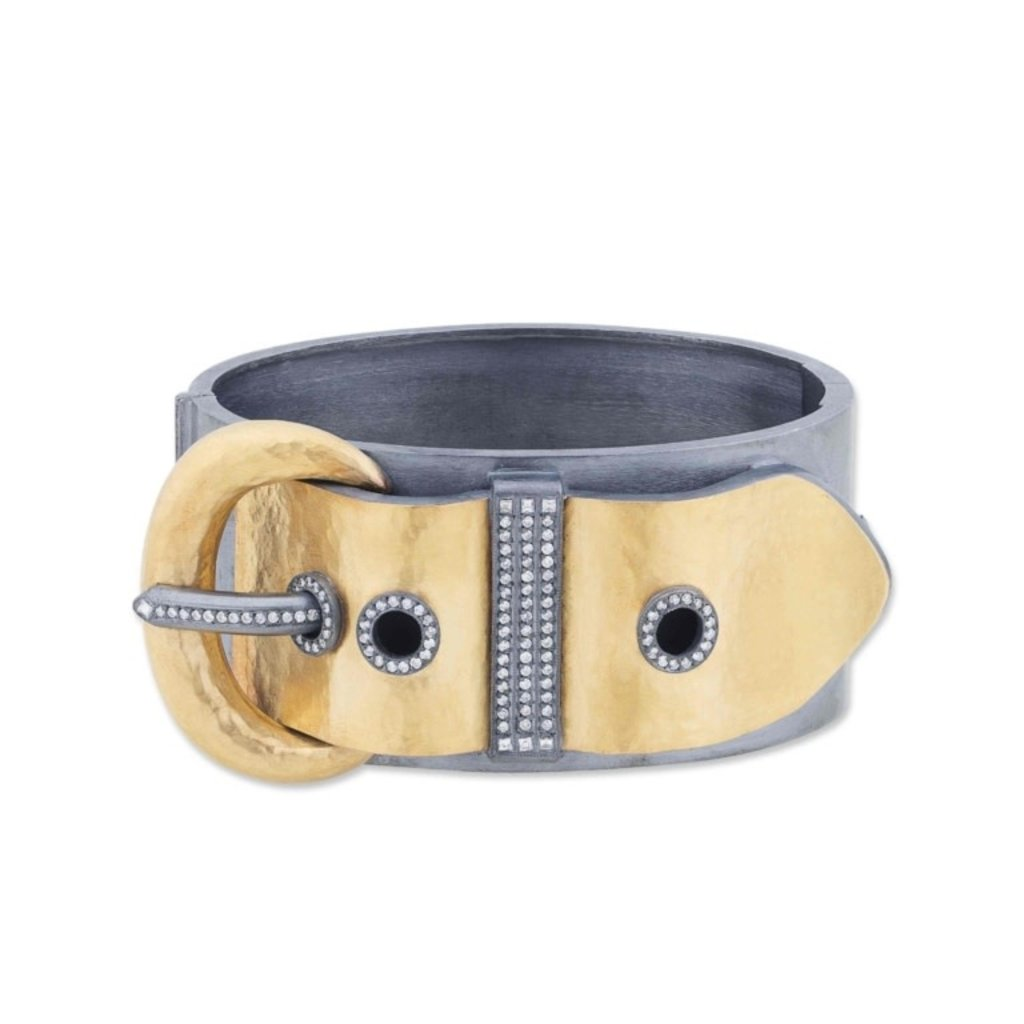 Lika Behar Collection Deco Buckle Bracelet