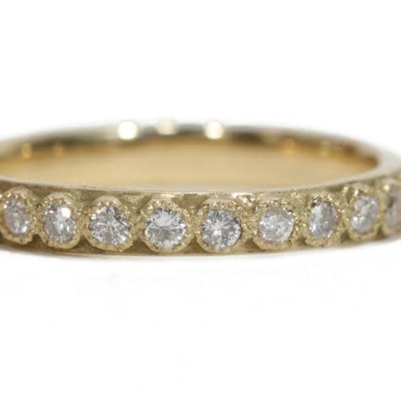 Armenta Old World Diamond Stack Ring