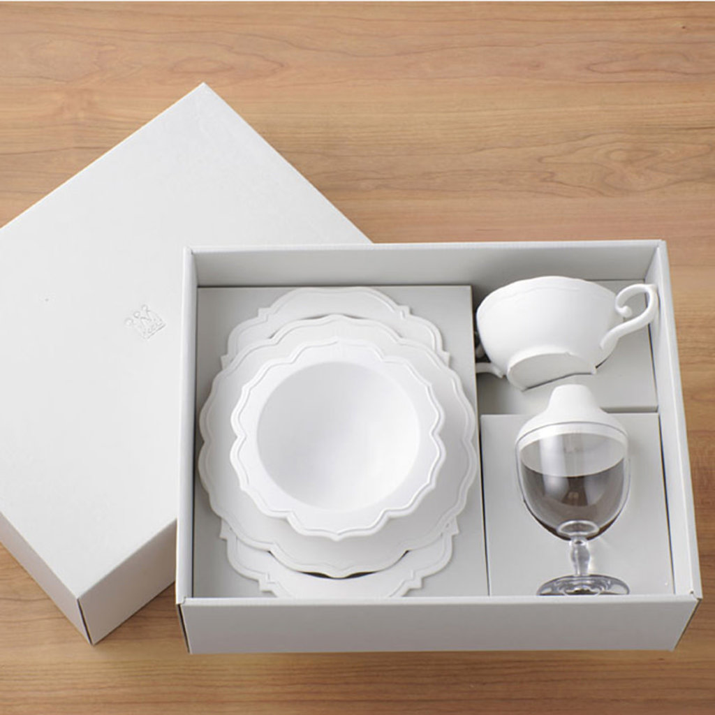 Reale Baby Dish  & Sommelier 5-Piece Gift Set