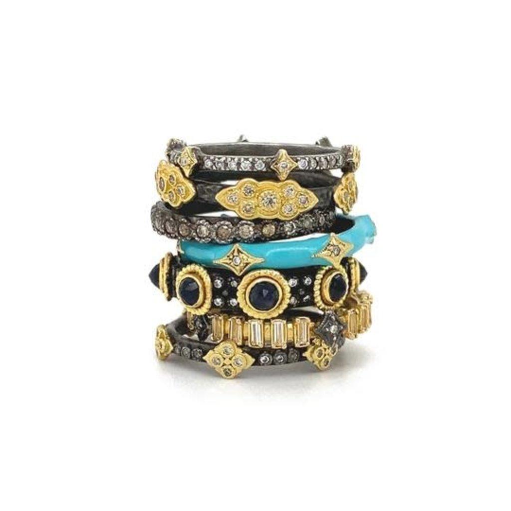 Armenta Crivelli Stack Band Ring