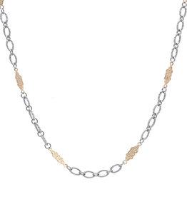 Armenta Rose Gold Crivelli Necklace S/0