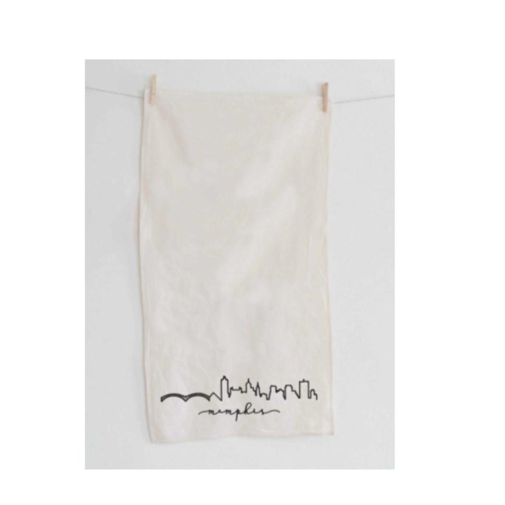 Grainwell Memphis Skyline Towel