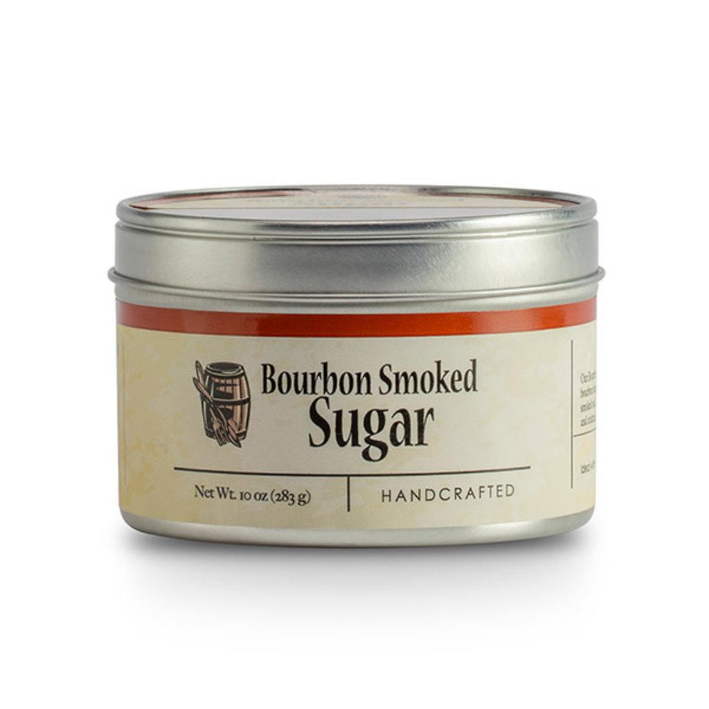 Bourbon Barrel Foods Bourbon Smoked Sugar