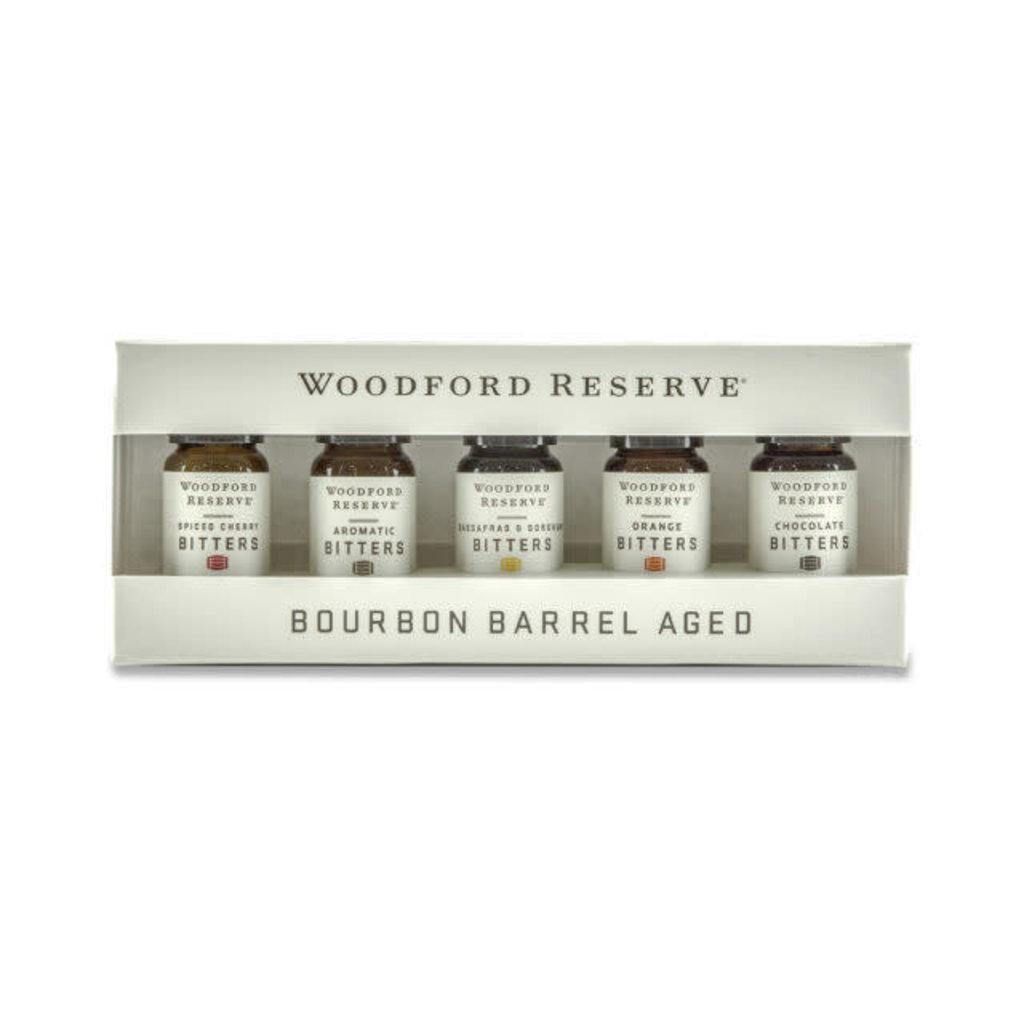 Bourbon Barrel Foods Woodford Bitters Mini Gift Set