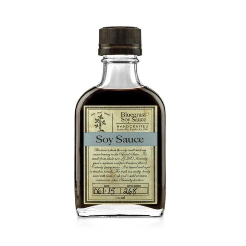 Bourbon Barrel Foods Bluegrass Soy Sauce