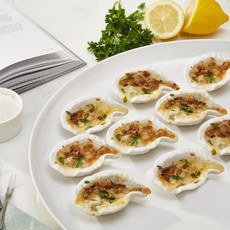 Two's Company Oyster Bakers Set of 12