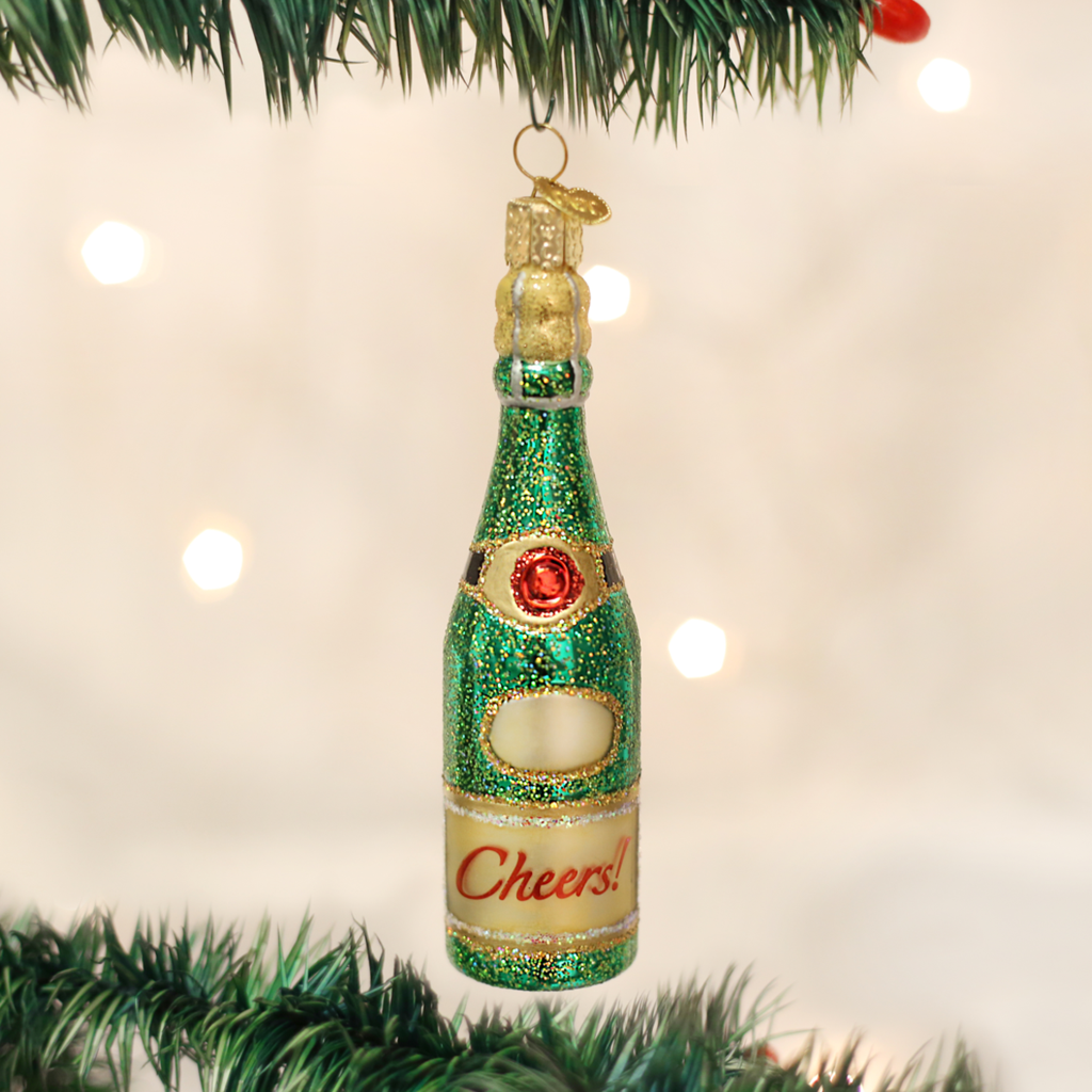 Old World Christmas Cheers Ornament Ornament
