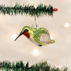 Old World Christmas Hummingbird Ornament