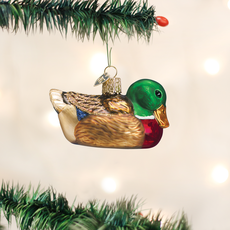 Old World Christmas Mallard Ornament