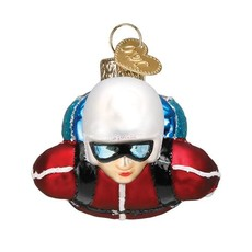 Old World Christmas Skydiver Ornament