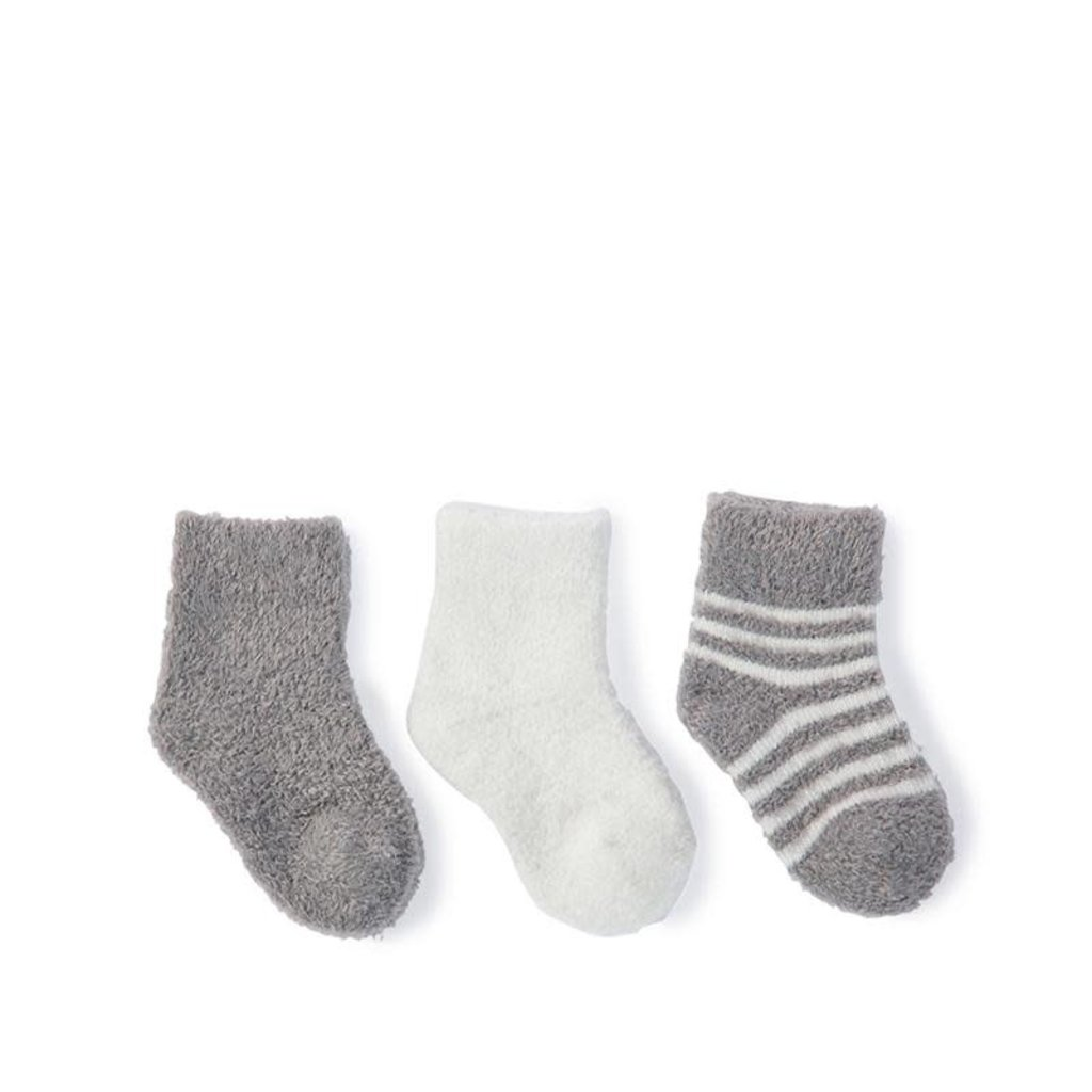 BareFoot Dreams CozyChic Lite® Infant Sock Set