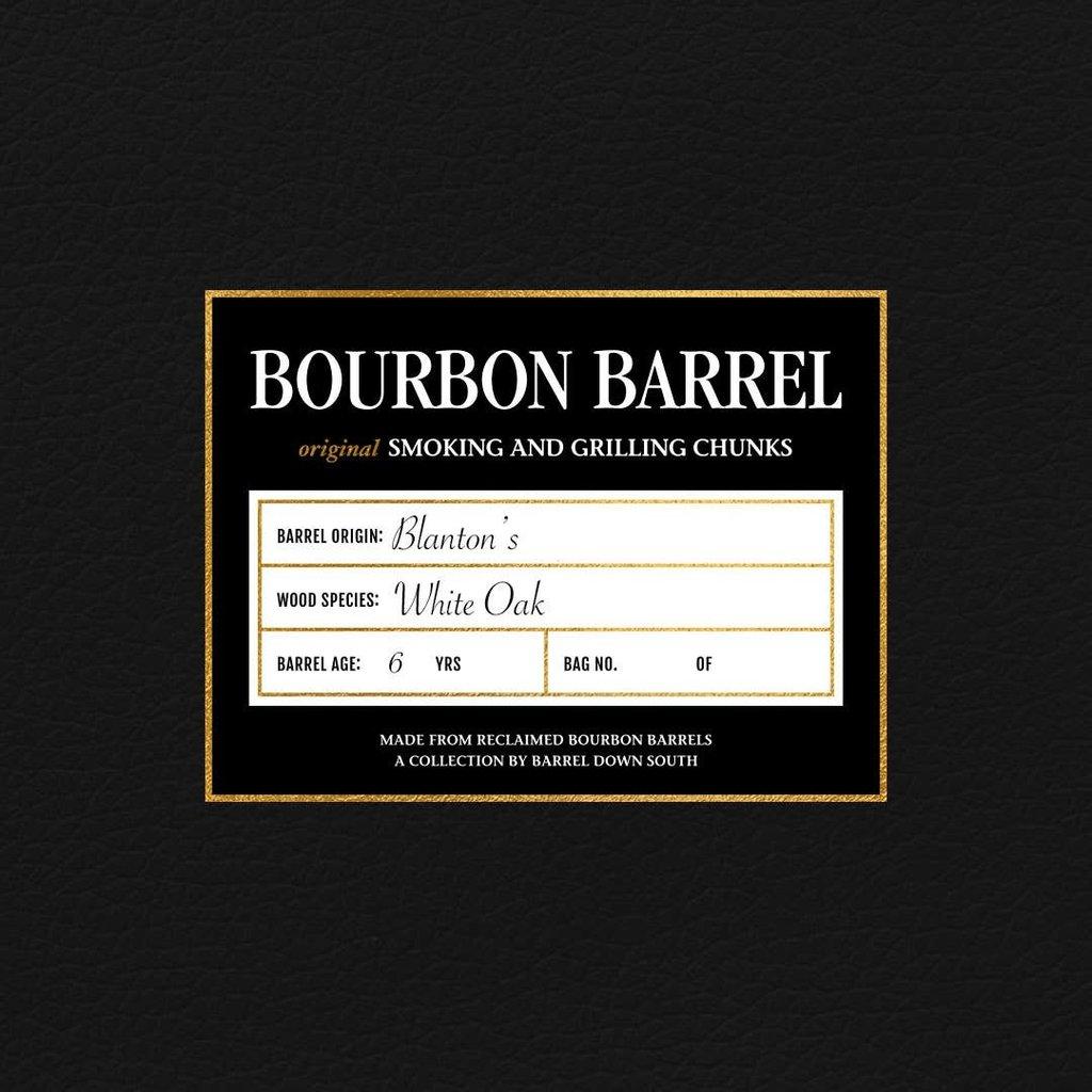 Barrel Down South Blanton's Grilling Chunks