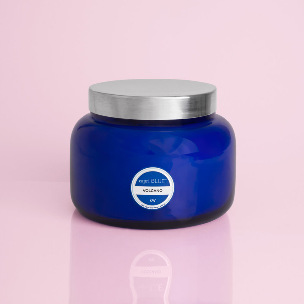 CapriBlue CapriBlue Volcano Candle Blue 48oz Jumbo Jar