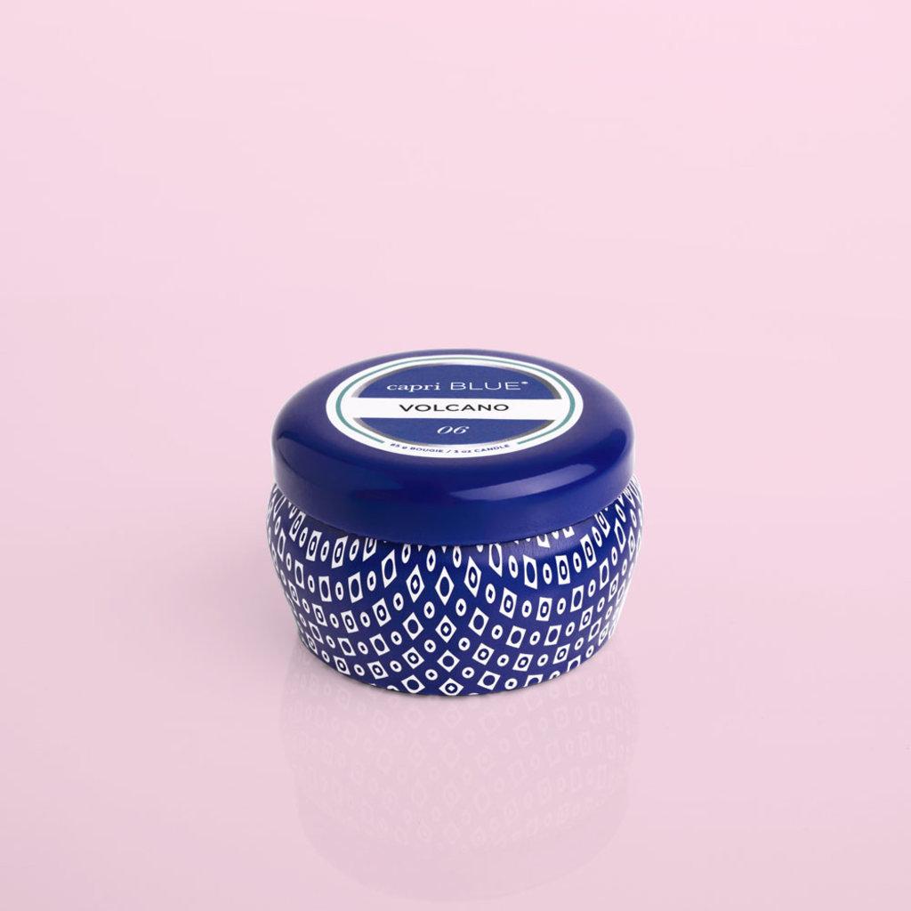 CapriBlue CapriBlue Volcano Candle Blue 3oz Mini Tin