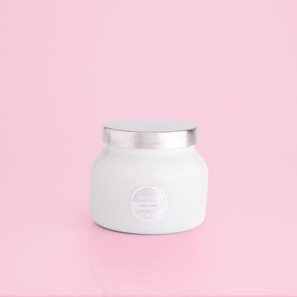 CapriBlue CapriBlue Volcano Candle White 8oz Petite Jar