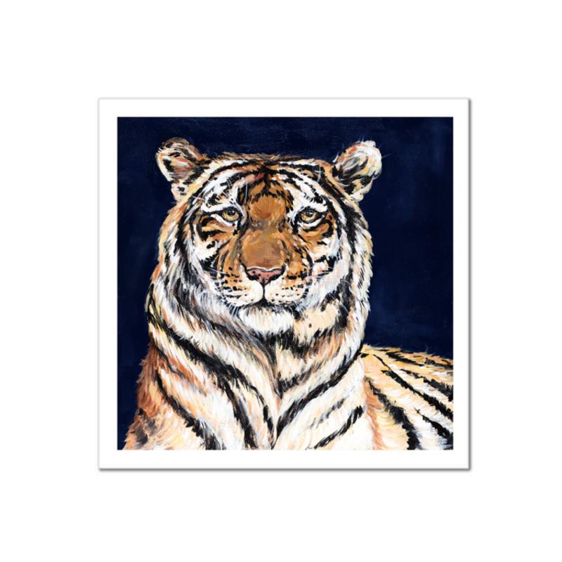 MADS Studio & Design Tiger Fine Art Print