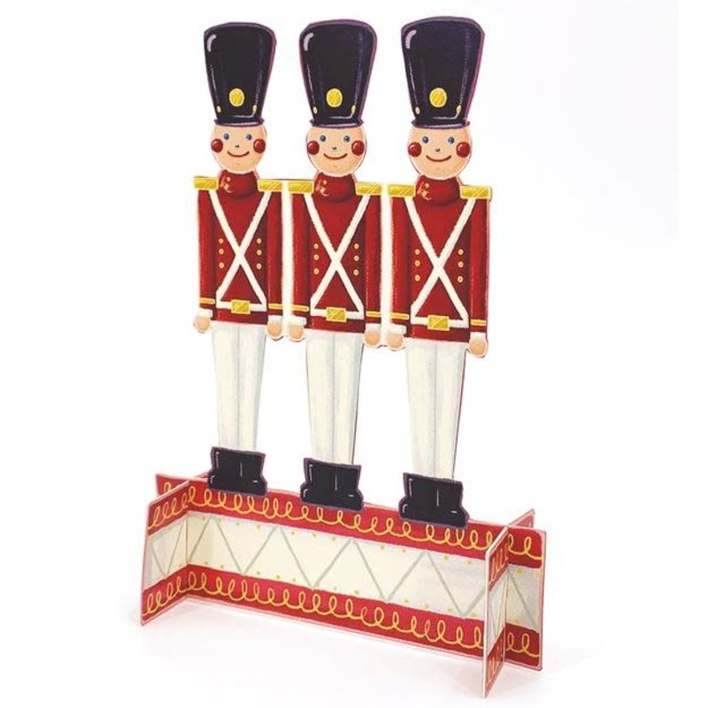 Hester & Cook Toy Soldiers Table Ornament