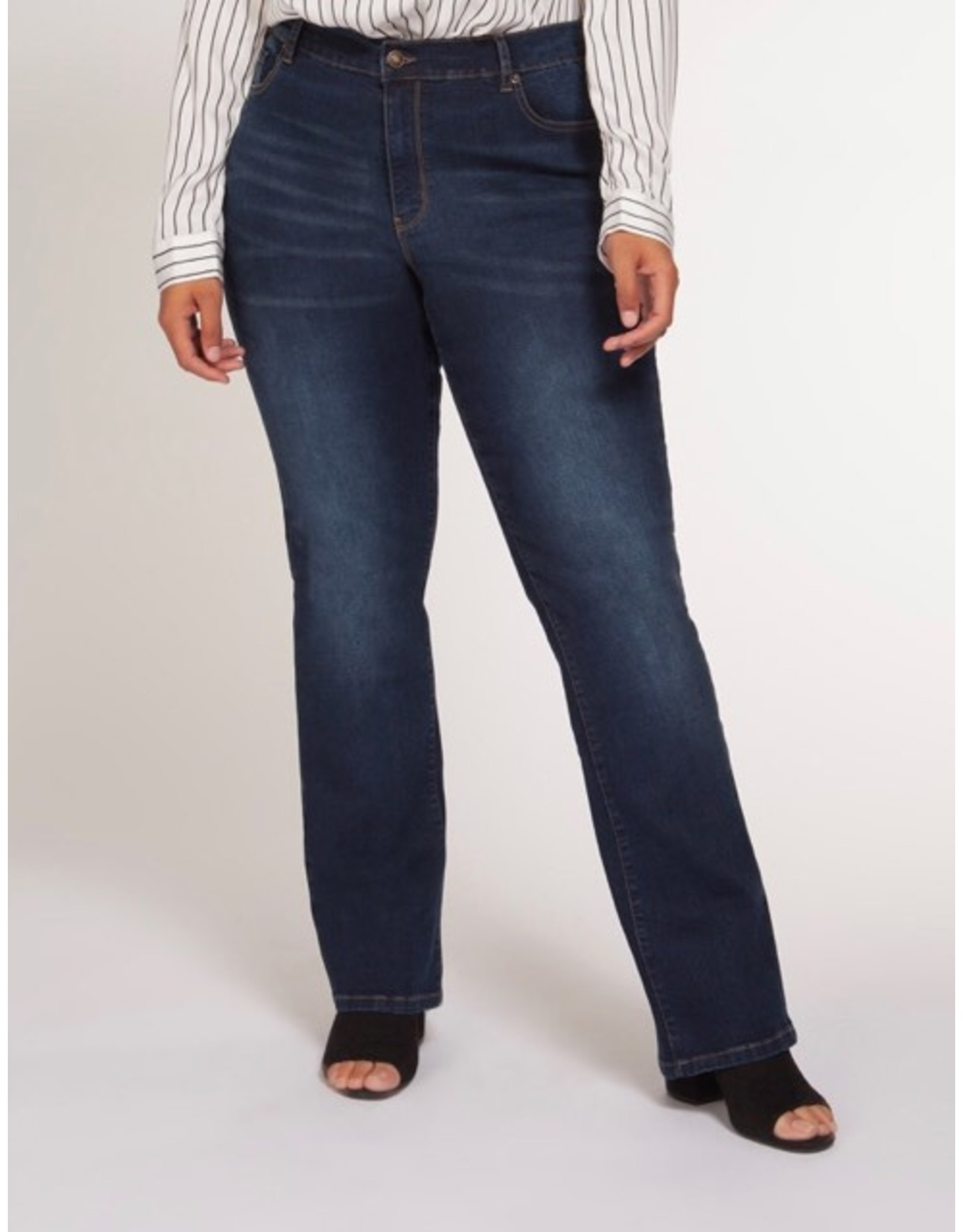 DEX PLUS DEX PLUS-JEANS EVASER-1572830DP