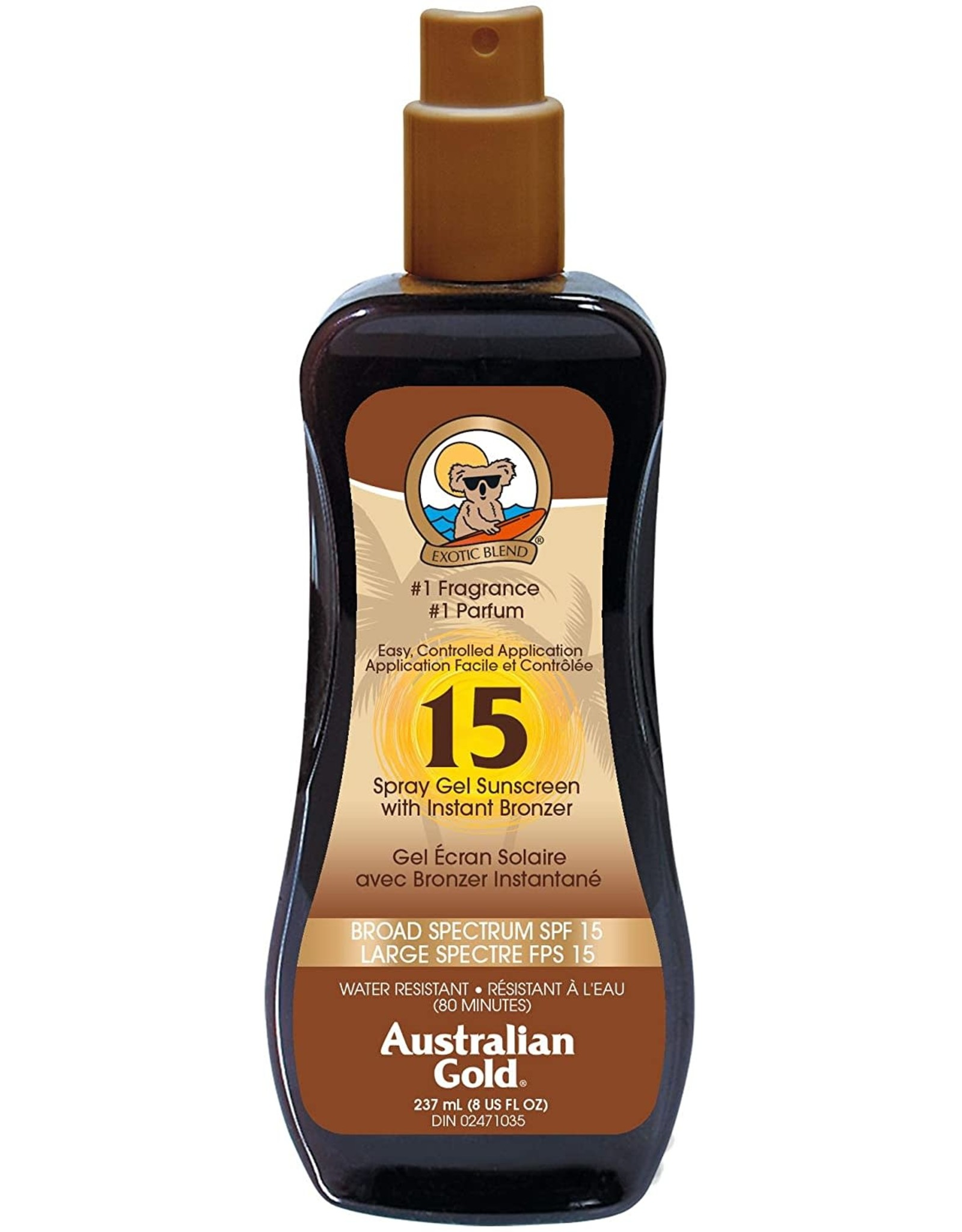 AUSTRALIAN GOLD-FPS-PUMP GEL