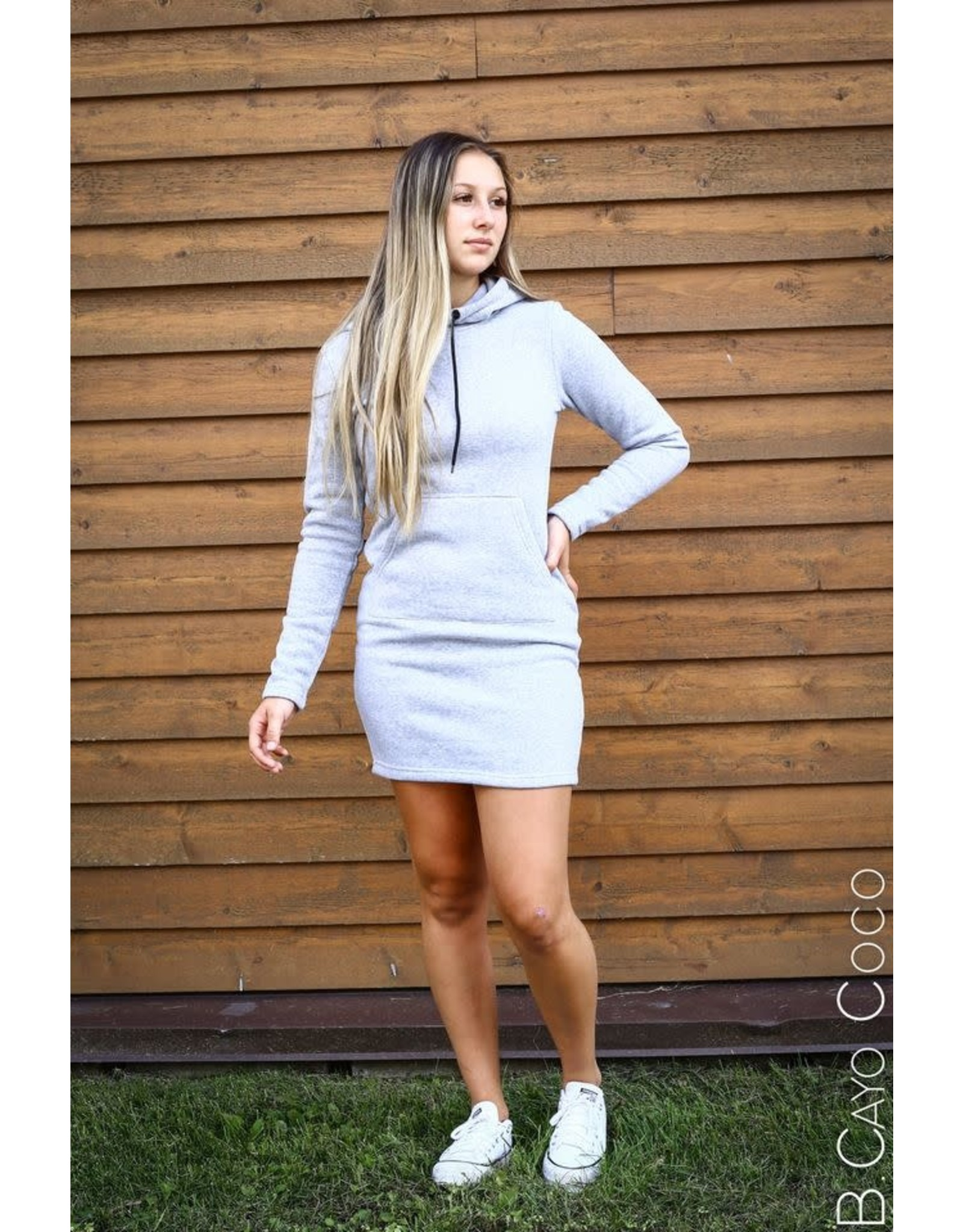 AUDACE-ROBE COTON OUATE-180001